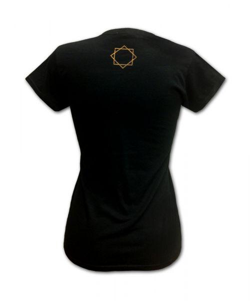 Girl's Gold Classic Logo T-shirt