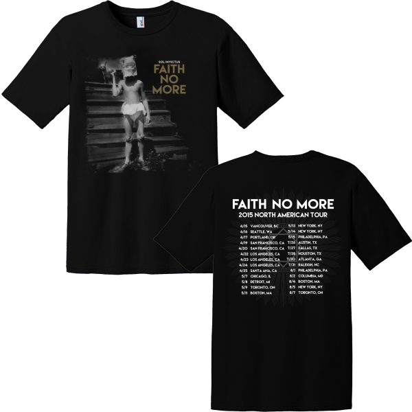 2015 N. American Tour T-shirt