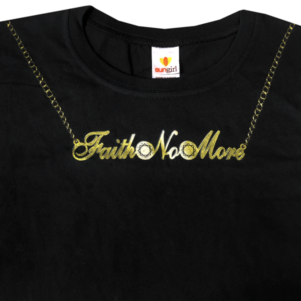 Girl's Gold Chain T-shirt