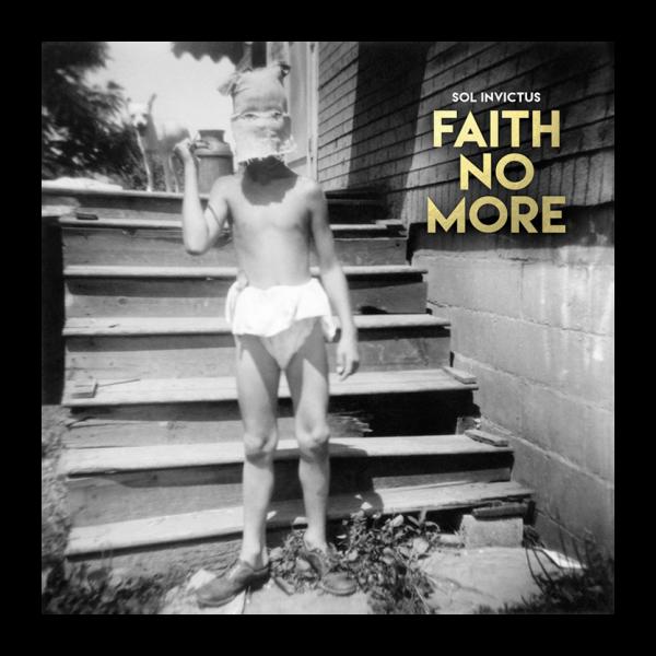 Faith No More Sol Invictus CD